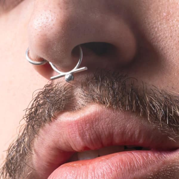 midball septum piercing