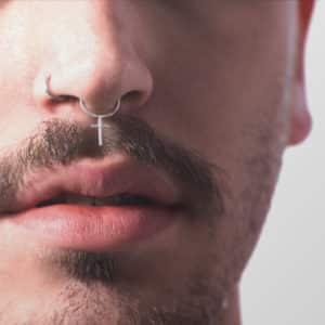 cross septum ring
